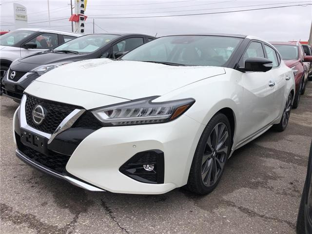 2019 Nissan Maxima Platinum (Stk: V0361) in Cambridge - Image 1 of 5