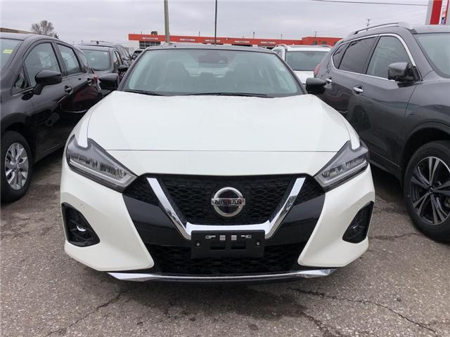 2019 Nissan Maxima Platinum (Stk: V0361) in Cambridge - Image 2 of 5