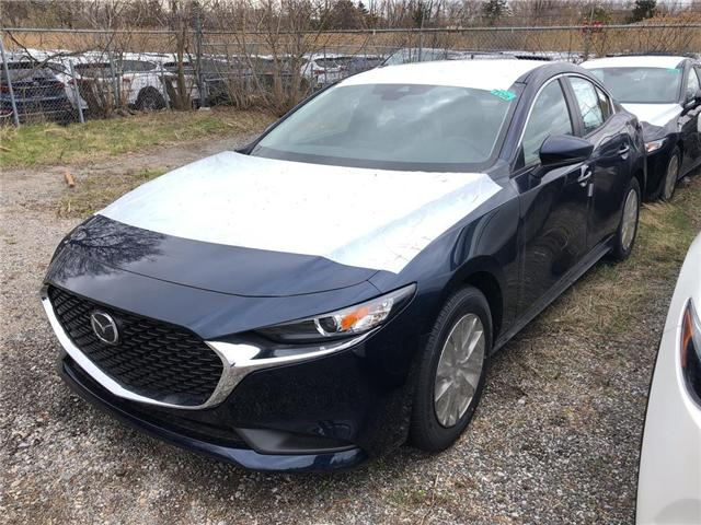 2019 Mazda Mazda3 GS (Stk: 81542) in Toronto - Image 1 of 5