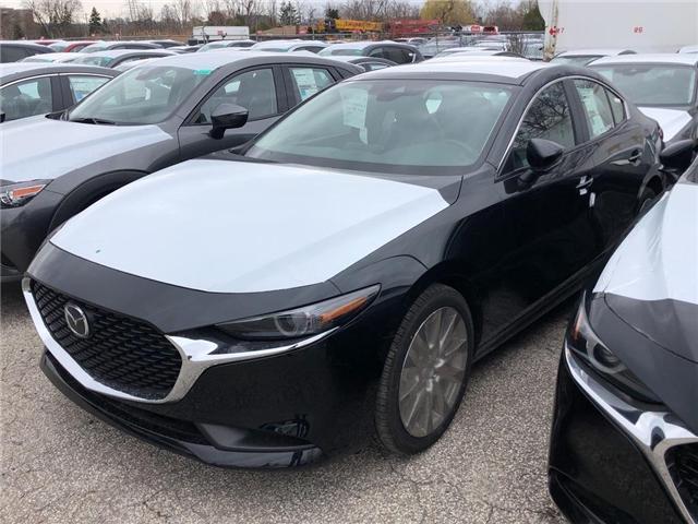 2019 Mazda Mazda3 GT (Stk: 81781) in Toronto - Image 1 of 5
