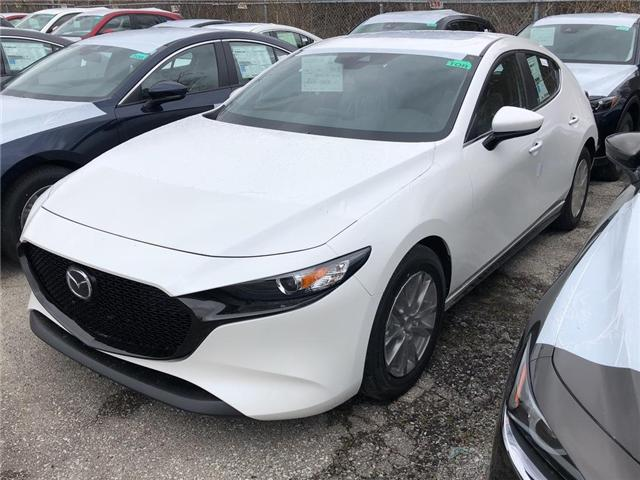 2019 Mazda Mazda3 GS (Stk: 81771) in Toronto - Image 1 of 5