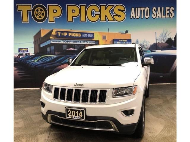 2014 Jeep Grand Cherokee Limited (Stk: 320557) in NORTH BAY - Image 1 of 29