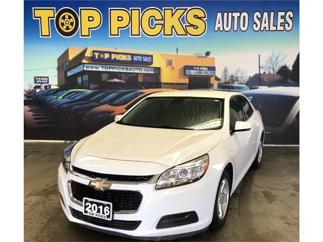 2016 Chevrolet Malibu Limited LT (Stk: 141679) in NORTH BAY - Image 1 of 24
