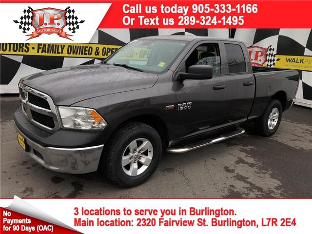 2015 RAM 1500 ST (Stk: 46653) in Burlington - Image 1 of 24