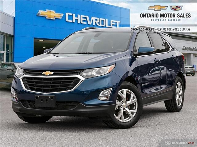 2019 Chevrolet Equinox LT (Stk: 12571A) in Oshawa - Image 1 of 36