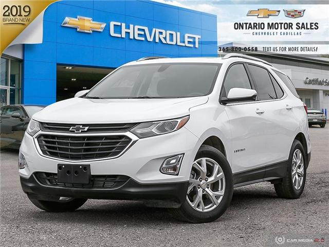 2019 Chevrolet Equinox LT (Stk: 9156376) in Oshawa - Image 1 of 19