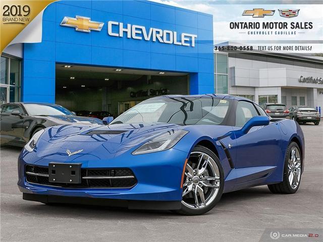 2019 Chevrolet Corvette Stingray (Stk: 9116986) in Oshawa - Image 1 of 19