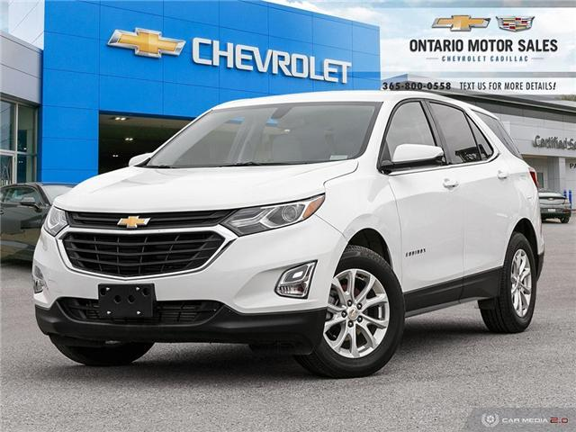 2018 Chevrolet Equinox 1LT (Stk: 12570A) in Oshawa - Image 1 of 36