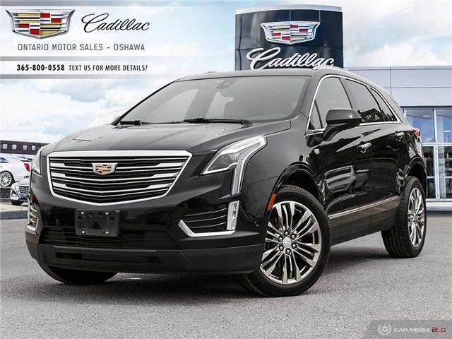 2017 Cadillac XT5 Premium Luxury (Stk: 248089A) in Oshawa - Image 1 of 36