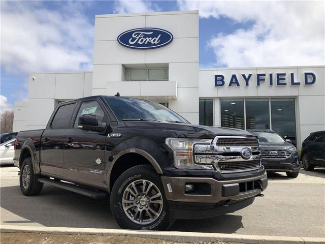 2019 Ford F-150 King Ranch (Stk: FP19467) in Barrie - Image 1 of 30