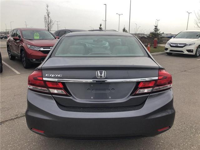 2015 Honda Civic LX (Stk: 66967) in Mississauga - Image 6 of 19
