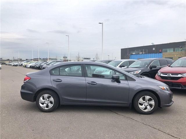 2015 Honda Civic LX (Stk: 66967) in Mississauga - Image 8 of 19