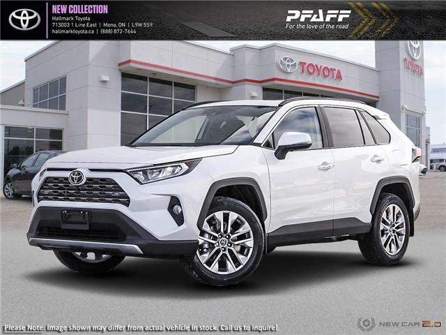 2019 Toyota RAV4 AWD Limited (Stk: H19446) in Orangeville - Image 1 of 10
