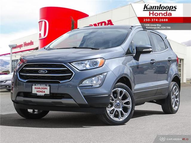 2018 Ford EcoSport Titanium (Stk: 14435U) in Kamloops - Image 1 of 25