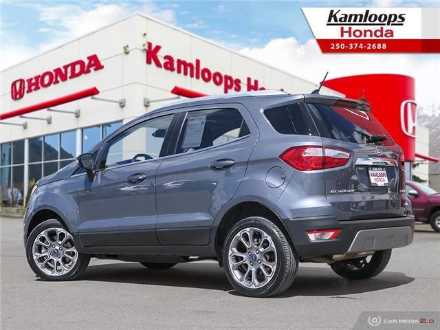2018 Ford EcoSport Titanium (Stk: 14435U) in Kamloops - Image 4 of 25