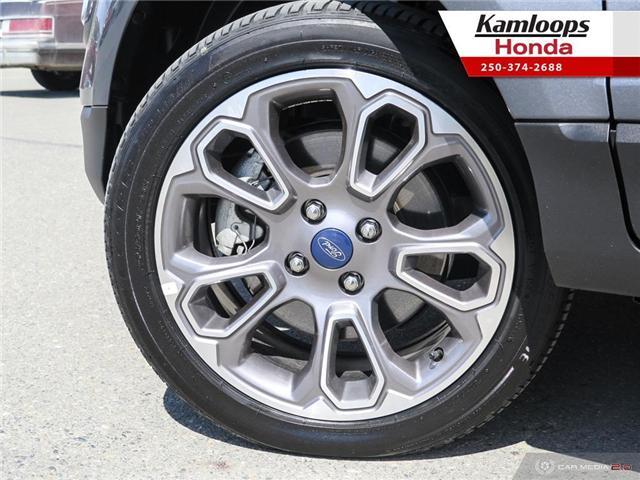 2018 Ford EcoSport Titanium (Stk: 14435U) in Kamloops - Image 7 of 25