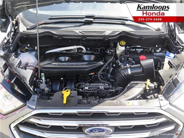 2018 Ford EcoSport Titanium (Stk: 14435U) in Kamloops - Image 8 of 25