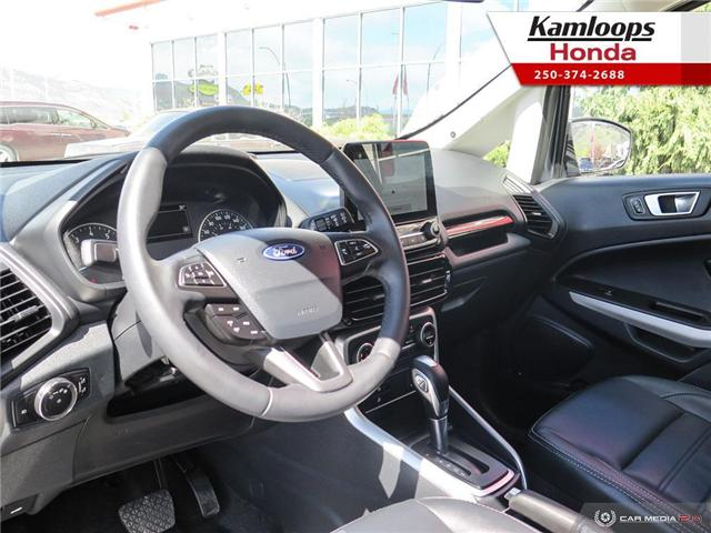 2018 Ford EcoSport Titanium (Stk: 14435U) in Kamloops - Image 13 of 25