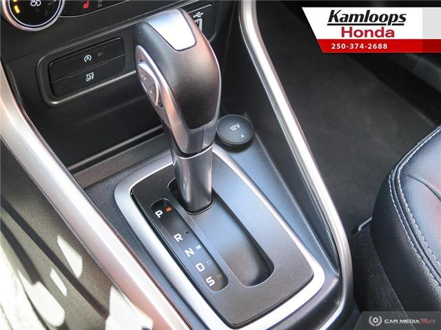2018 Ford EcoSport Titanium (Stk: 14435U) in Kamloops - Image 19 of 25