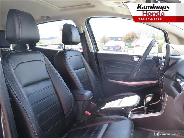 2018 Ford EcoSport Titanium (Stk: 14435U) in Kamloops - Image 22 of 25