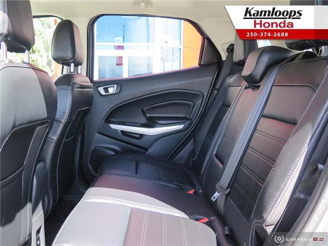 2018 Ford EcoSport Titanium (Stk: 14435U) in Kamloops - Image 23 of 25