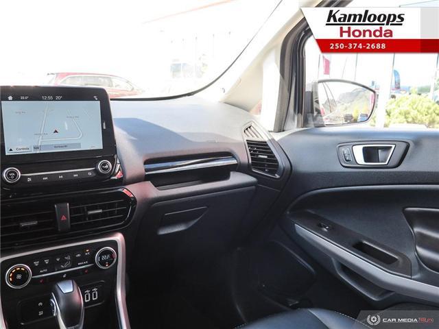 2018 Ford EcoSport Titanium (Stk: 14435U) in Kamloops - Image 25 of 25