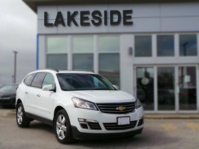 2016 Chevrolet Traverse LTZ (Stk: T9165A) in Southampton - Image 1 of 14