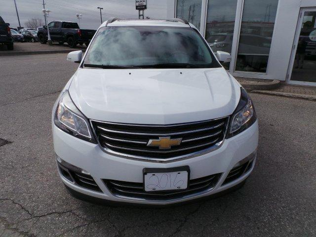 2016 Chevrolet Traverse LTZ (Stk: T9165A) in Southampton - Image 2 of 14