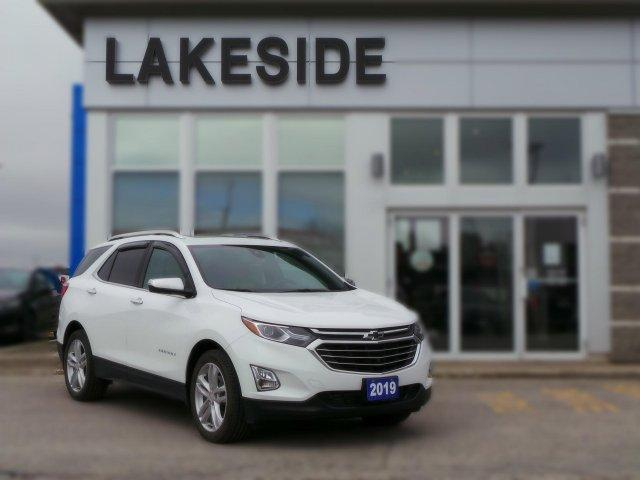 2019 Chevrolet Equinox Premier (Stk: T9282A) in Southampton - Image 1 of 19