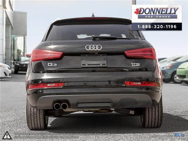2018 Audi Q3 2.0T Progressiv (Stk: CLMUR947) in Kanata - Image 5 of 27