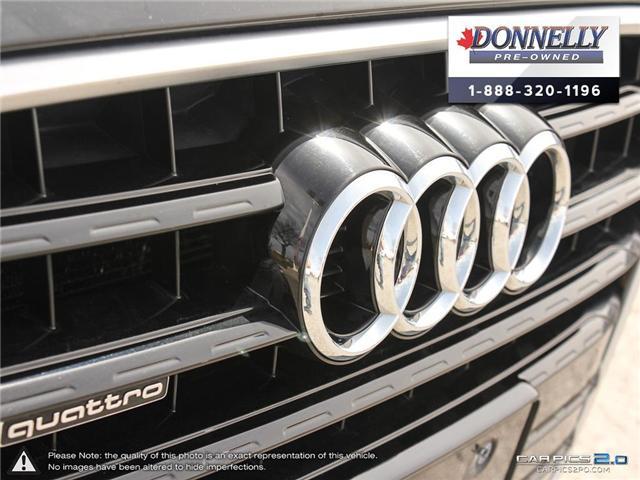 2018 Audi Q3 2.0T Progressiv (Stk: CLMUR947) in Kanata - Image 8 of 27