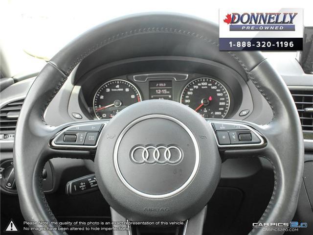 2018 Audi Q3 2.0T Progressiv (Stk: CLMUR947) in Kanata - Image 14 of 27