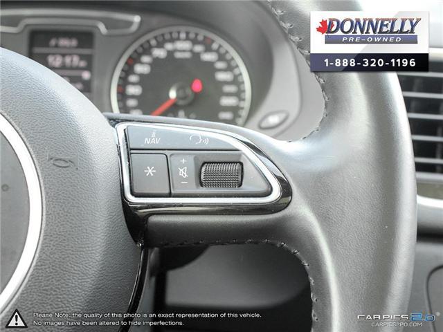 2018 Audi Q3 2.0T Progressiv (Stk: CLMUR947) in Kanata - Image 26 of 27