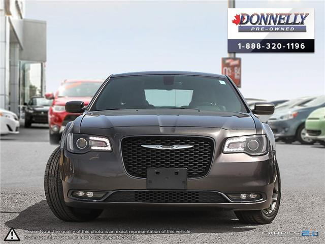 2017 Chrysler 300 S (Stk: CLMUR956) in Kanata - Image 2 of 27