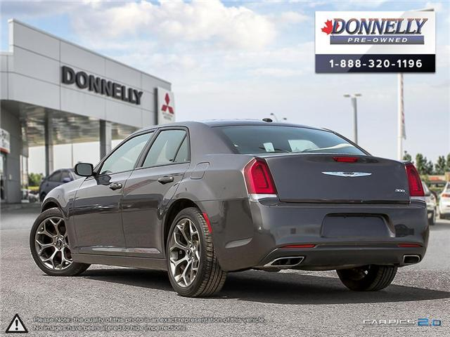 2017 Chrysler 300 S (Stk: CLMUR956) in Kanata - Image 4 of 27