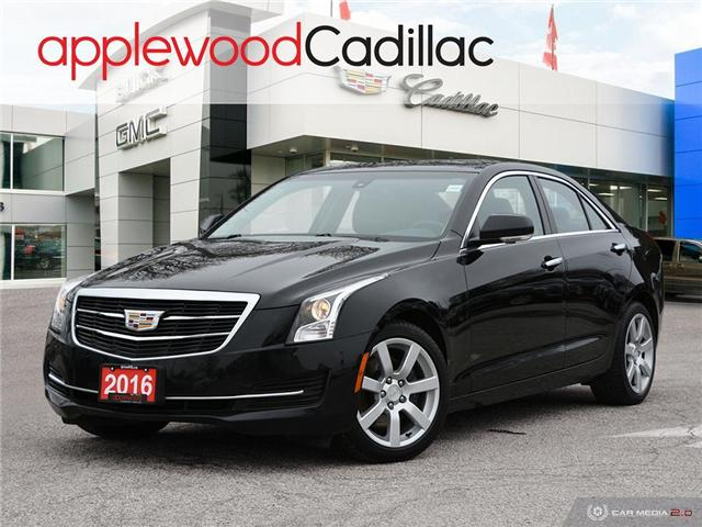 2016 Cadillac ATS 2.0L Turbo Luxury Collection (Stk: 7743P) in Mississauga - Image 1 of 27