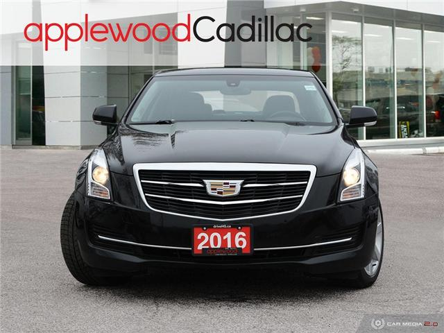 2016 Cadillac ATS 2.0L Turbo Luxury Collection (Stk: 7743P) in Mississauga - Image 2 of 27