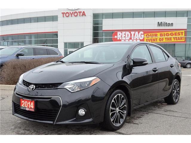 2014 Toyota Corolla  (Stk: 101431) in Milton - Image 1 of 22