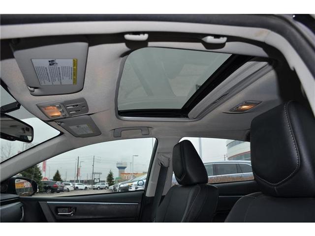 2014 Toyota Corolla  (Stk: 101431) in Milton - Image 9 of 22