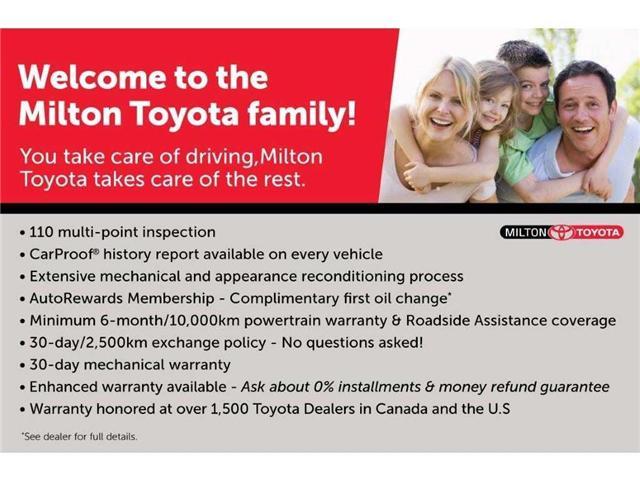 2014 Toyota Corolla  (Stk: 101431) in Milton - Image 10 of 22