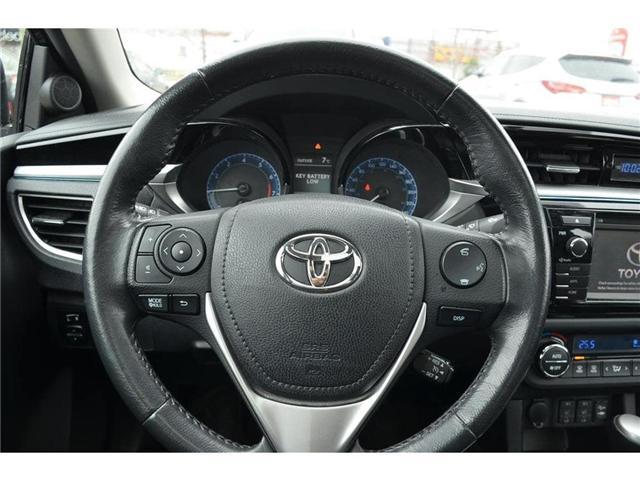 2014 Toyota Corolla  (Stk: 101431) in Milton - Image 13 of 22