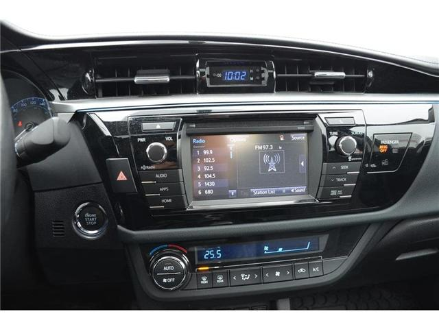 2014 Toyota Corolla  (Stk: 101431) in Milton - Image 14 of 22
