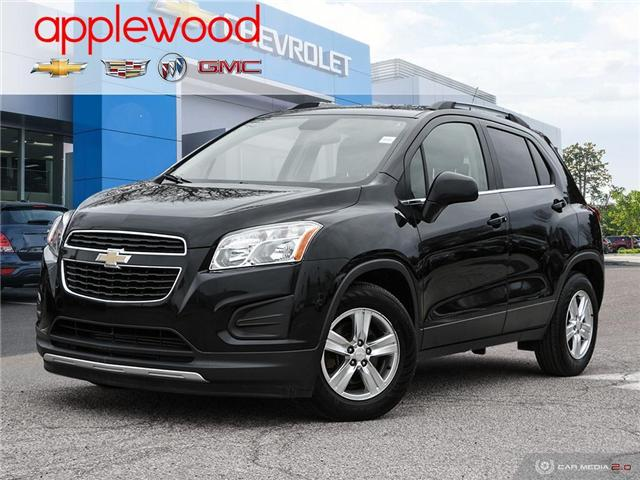 2014 Chevrolet Trax 1LT (Stk: 747A) in Mississauga - Image 1 of 27