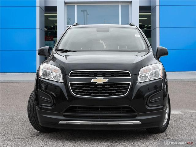 2014 Chevrolet Trax 1LT (Stk: 747A) in Mississauga - Image 2 of 27