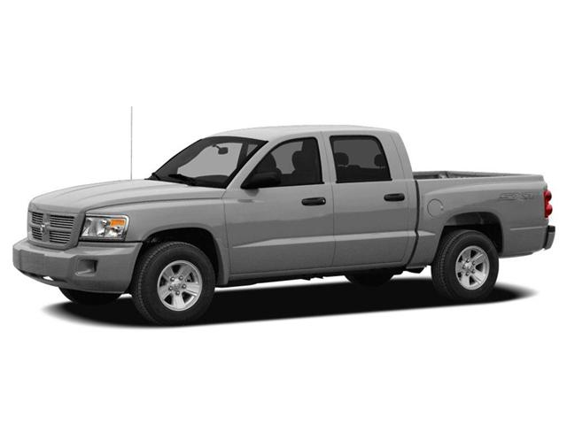 2011 Dodge Dakota SXT (Stk: V608A) in Prince Albert - Image 1 of 1