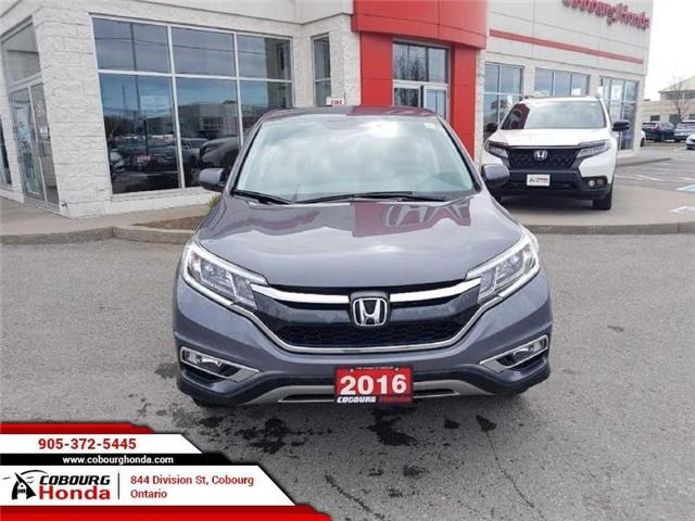 2016 Honda CR-V SE (Stk: G1775) in Cobourg - Image 2 of 13