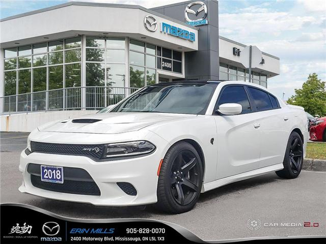 2018 Dodge Charger SRT Hellcat (Stk: P4479) in Mississauga - Image 1 of 18