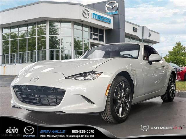 2017 Mazda MX-5 RF GT (Stk: 24244) in Mississauga - Image 1 of 17