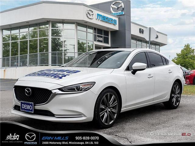 2018 Mazda MAZDA6 GT (Stk: 24713) in Mississauga - Image 1 of 19