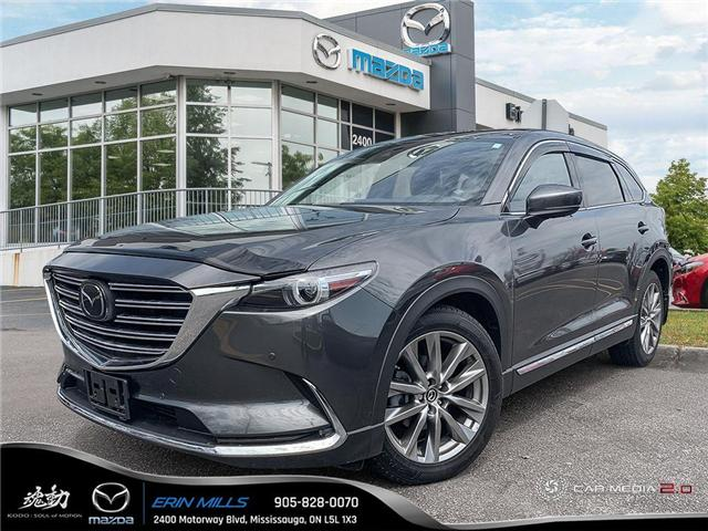 2018 Mazda CX-9 Signature (Stk: P4478) in Mississauga - Image 1 of 19